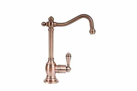 Little Gourmet Hook Spout Hot Water Faucet