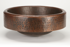 "Picture of 17"" Prescenio Copper Vessel Sink by SoLuna"