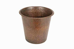 Picture of Copper Wastebasket By SoLuna