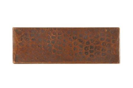 Picture of Copper Liner Tile - Plain Design by SoLuna