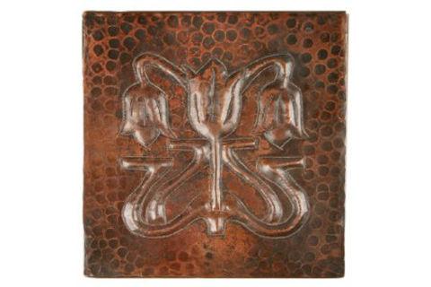 Copper Tile by SoLuna - Tulip