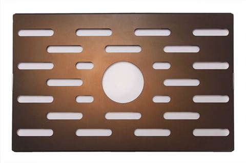 Traxx Grate for Copper Sinks