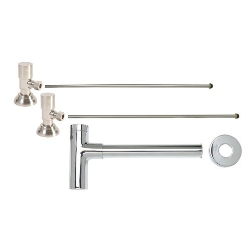 Picture of Round Decorative P-Trap Kit