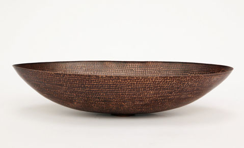 "20"" Canoe Copper Vessel Sink by SoLuna"