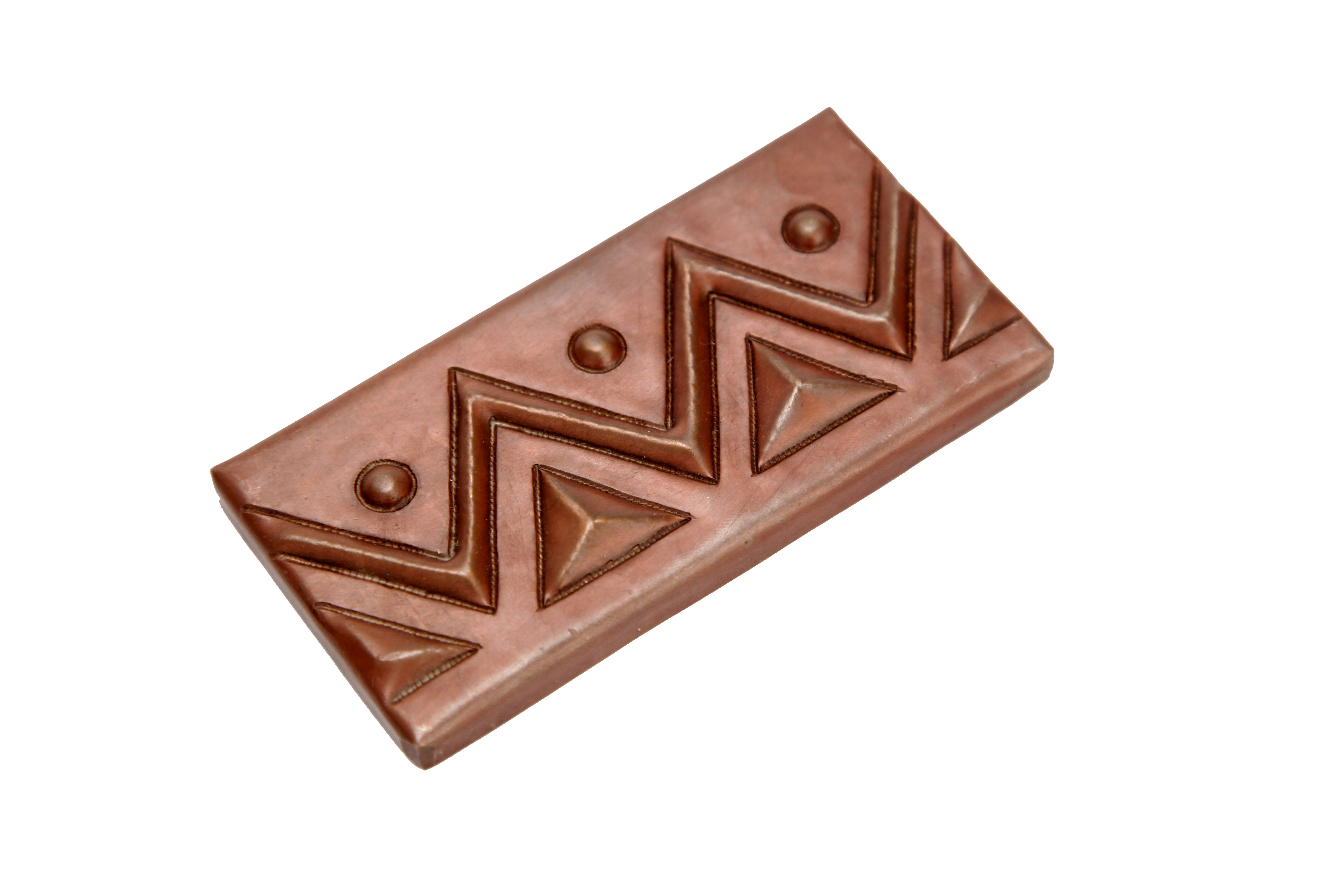 Picture of Copper Liner Tile - Triangle by SoLuna