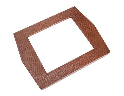 Small Copper Mirror