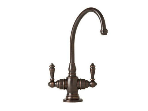 Waterstone Hampton Hot and Cold Filtration Faucet - Lever Handles