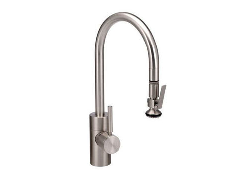 Waterstone Contemporary Style PLP Pulldown Kitchen Faucet