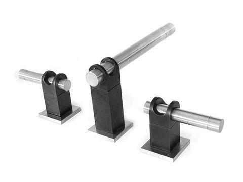 Sonoma Forge | Tub Faucet | Strap | Deck Mount