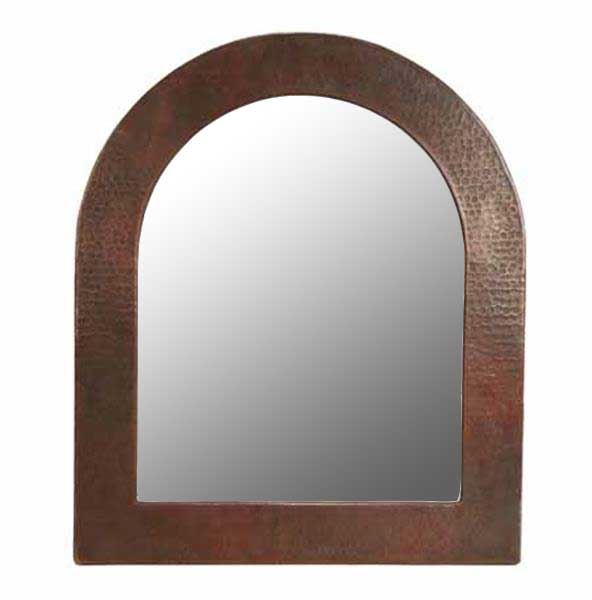 Picture of Copper Arch Mirror