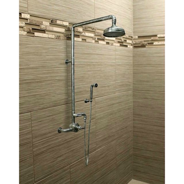 Picture of Sonoma Forge | Thermostatic Shower System | Waterbridge 950 with Handshower