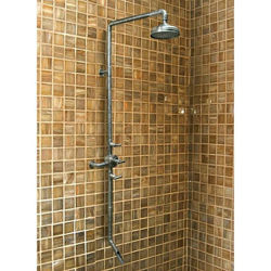 Sonoma Forge | Thermostatic Shower System | Waterbridge 970 with Tub Filler