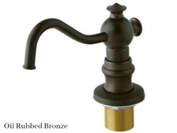Kingston Brass Vintage Soap Dispenser