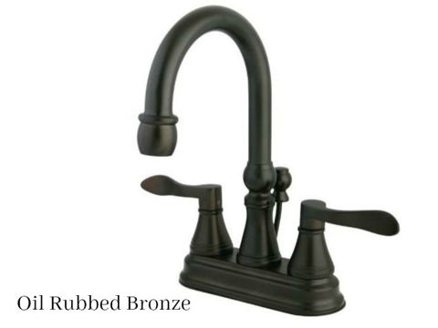Kingston Brass Faucet | NuFrench