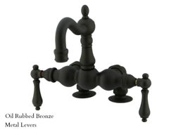 Kingston Brass Faucet | Vintage Tub Filler