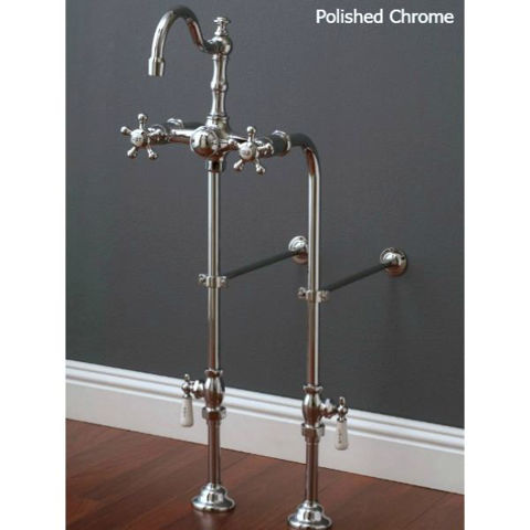 Tub Filler | High Arch Spout II