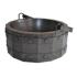 Picture of Barril de Vino Copper Vessel Sink by SoLuna