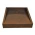 Sloping Copper Vessel Sink by SoLuna