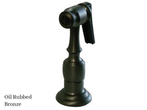 Kingston Brass Kitchen Faucet Side Spray