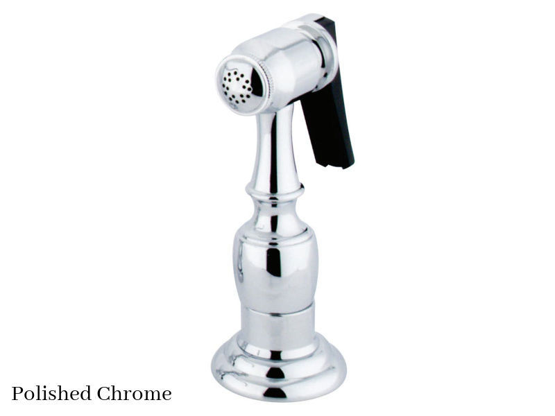 Kingston Brass Kitchen Faucet Side Spray KBSPR1 Polished Chrome Finish