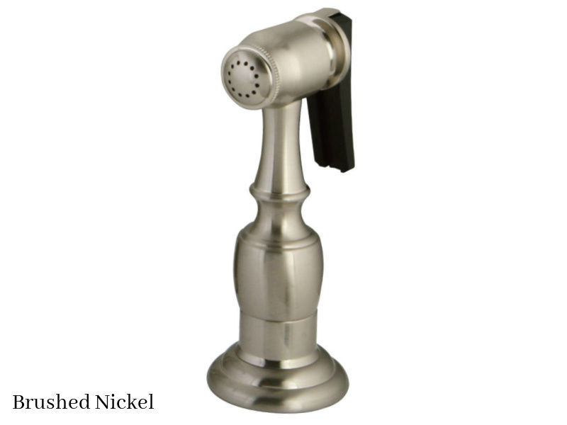 Kingston Brass Kitchen Faucet Side Spray KBSPR8 Brushed Nickel Finish