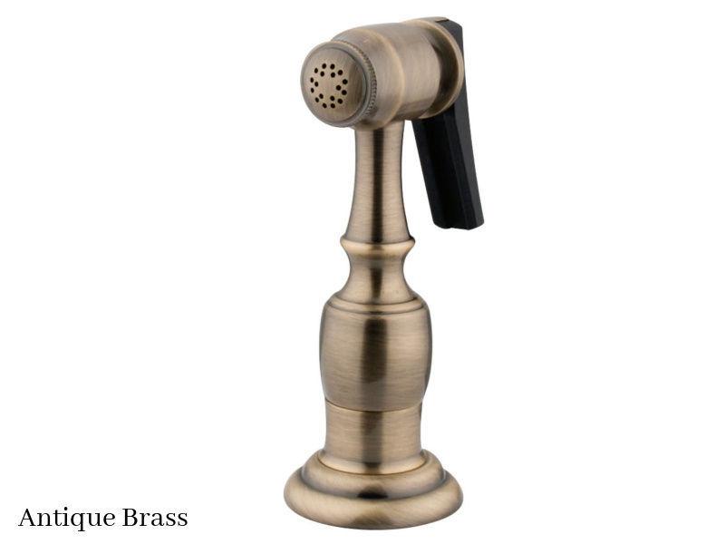 Kingston Brass Kitchen Faucet Side Spray Copper Sinks Online