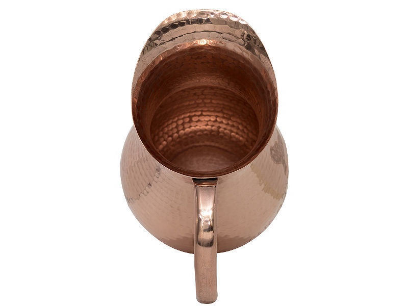Picture of Polished Copper Pitcher By SoLuna