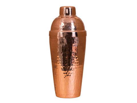 Polished Copper Martini Shaker By SoLuna
