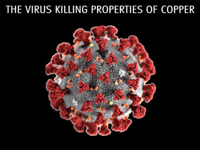 The Virus Killing Properties of Copper