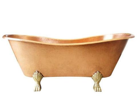 Nicole Clawfoot Copper Bathtub by SoLuna - SALE