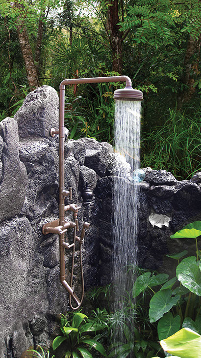 Sonoma Forge Outdoor Shower