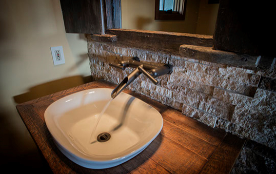 Sonoma Forge Faucet WaterBridge Collection