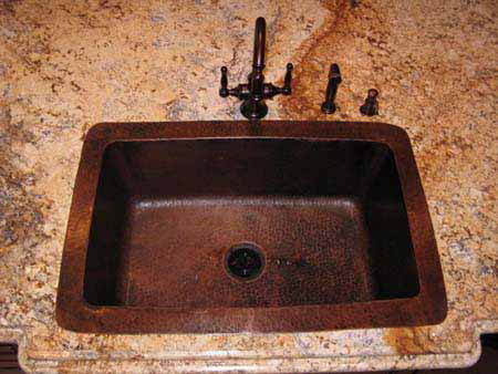 Sink Model CK7000M35 - Dark Smoke