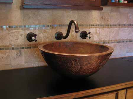Custom Sink Model CS5001L15 Double Wall